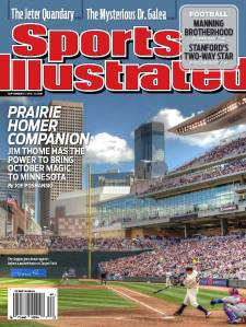 Sports Illustrated, Sept. 27, 2010.