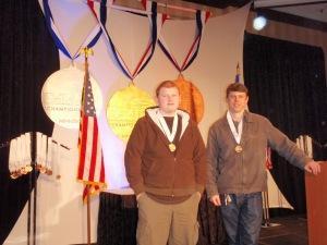 MN SkillsUSA winners