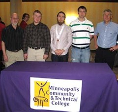 MCTC students and faculty